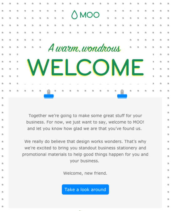 WelcomeAutomation